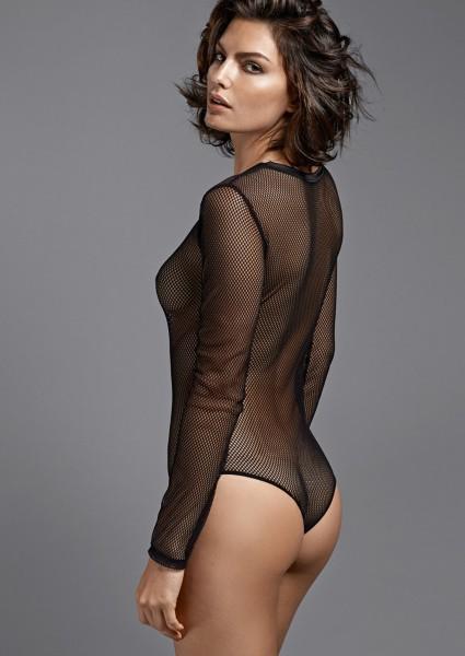 Alyssa Miller : c'est lingerie party pour la chérie de Jake Gyllenhaal !