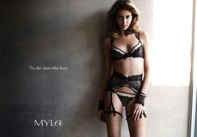 Ana Beatriz Barros pour Myla London