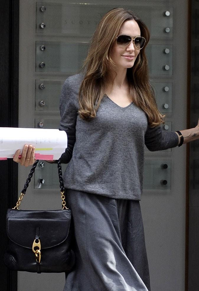 Angelina Jolie le 8 Septembre...