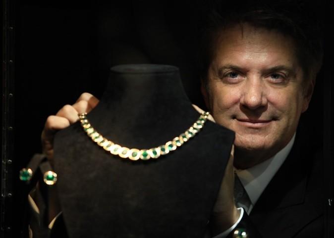 Robert Procop, co-designer de la collection Style of Jolie !