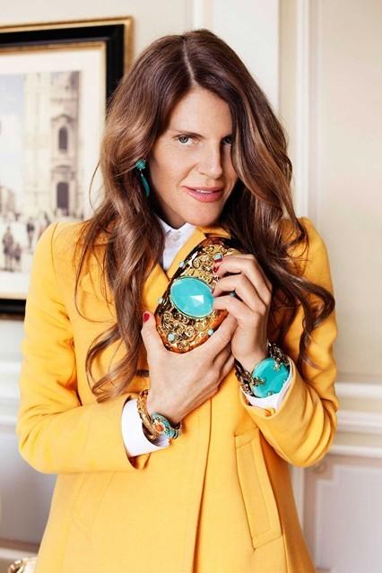 Anna Dello Russo pour H&M !