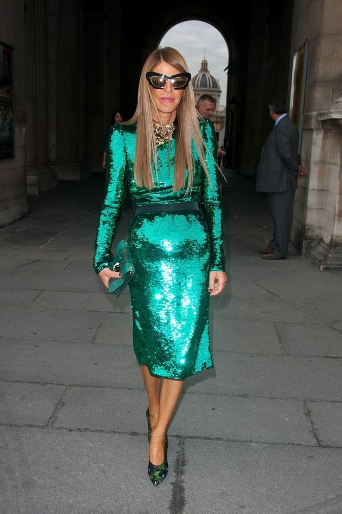Octobre 2011 : défilé Louis Vuitton
