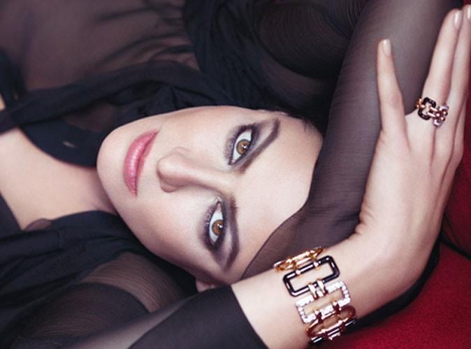Anna Mouglalis, sublime égérie de la joaillerie Chanel !