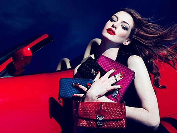 Une collection 100% luxe et féminine !