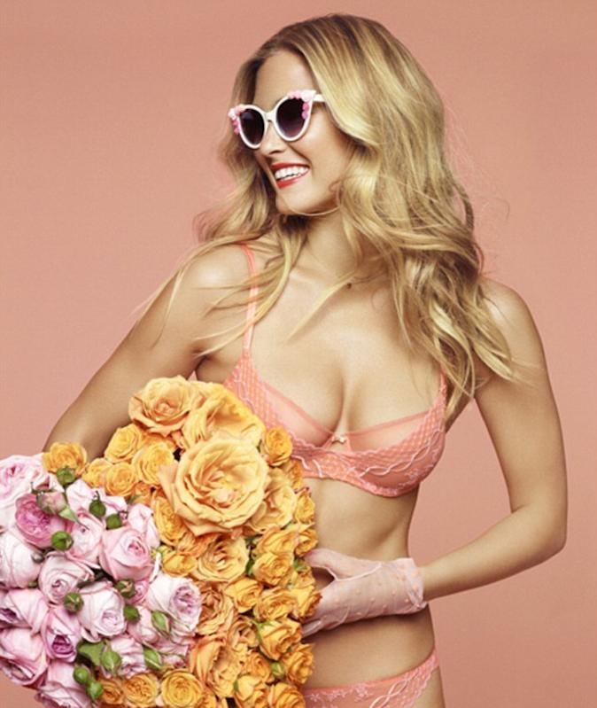 La nouvelle campagne sexy et colorée de Passionata avec Bar Refaeli !