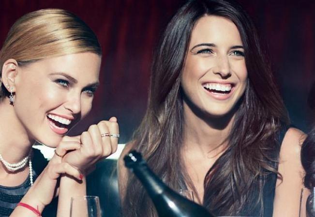 Bar Refaeli pour la campagne 2012 de H. Stern