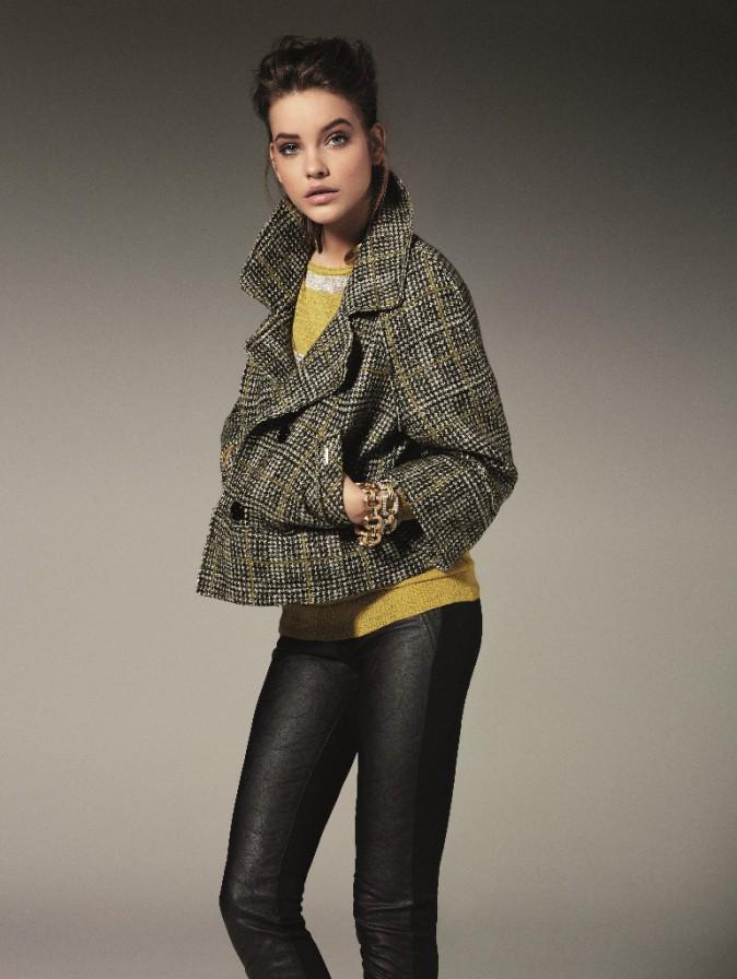 Barbara Palvin égérie de la marque Gas Jeans.