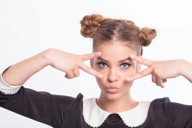 Barbara Palvin : une Miss Manga façon lolita pour L'Oréal !