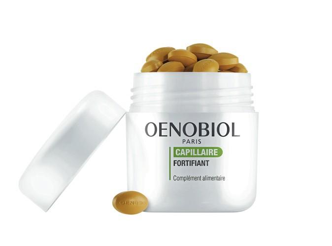 Gélules fortifiantes, Oenobiol 19 €