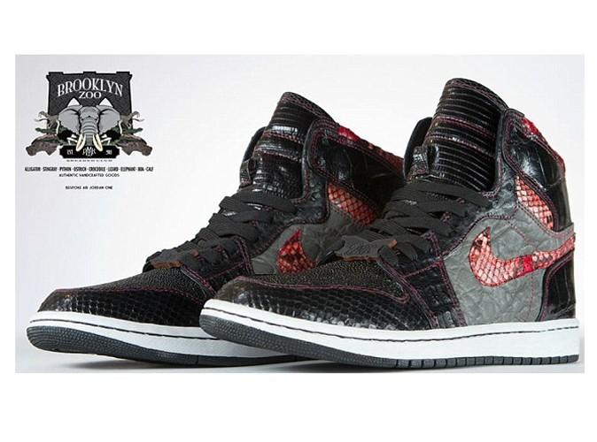 Les chaussures de Jay-Z