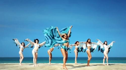 Beyoncé a travaillé dur les chorégraphies !