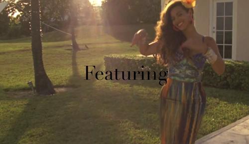Beyoncé, une princesse des îles!