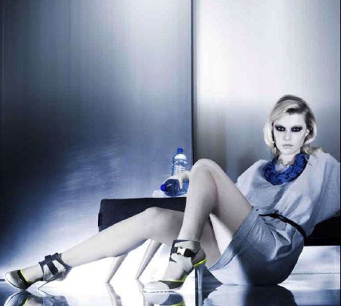 Mode : le modèle Anna de Pierre-Alexis Hermet pour Bata