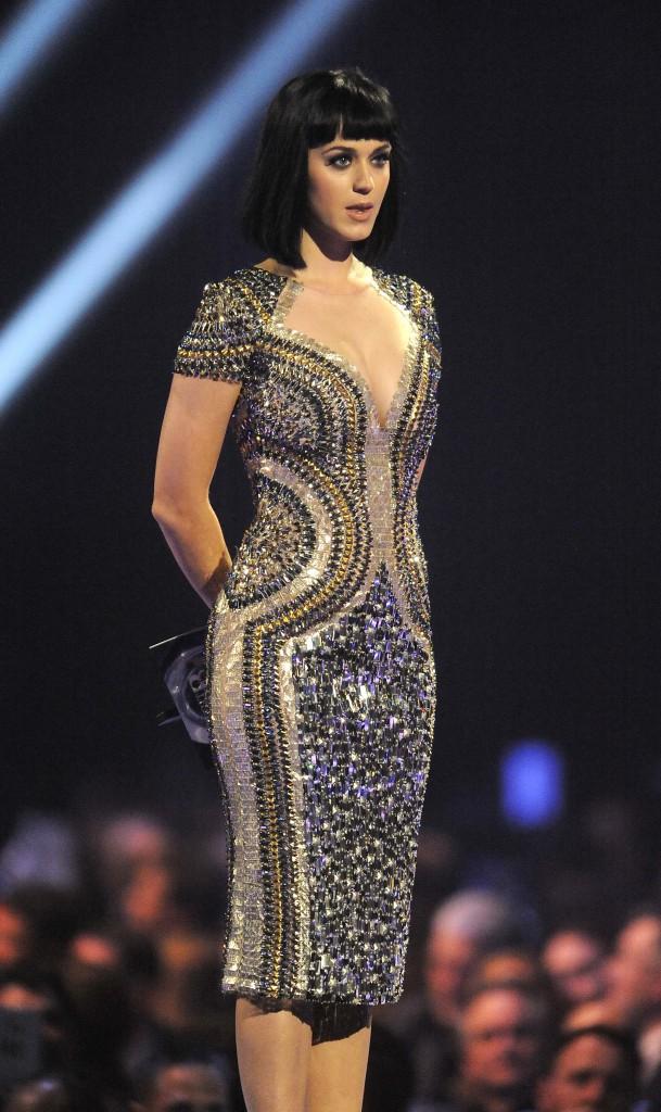 Katy Perry en Julien Macdonald