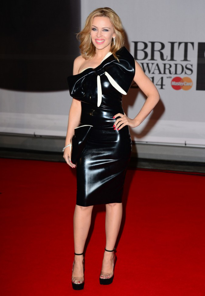 Kylie Minogue en William Wilde