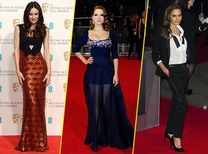Mode : British Academy of Film Awards 2014 : focus sur les plus beaux looks des stars !
