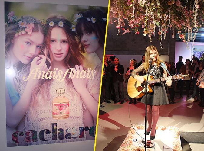 """Mode : Cacharel : Public a assisté à la révélation de la nouvelle Lana Del Rey à la soirée fêtant la réédition d'""""Anaïs Anaïs"""" !"""