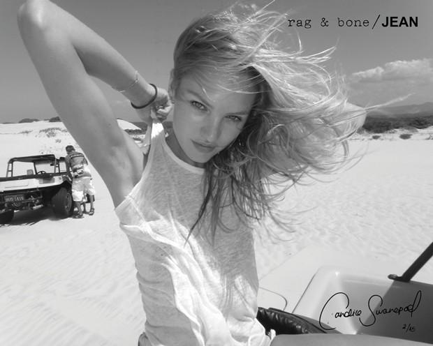 Tempête sur le sable