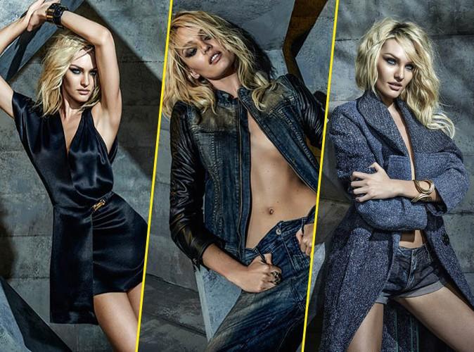 Candice Swanepoel : scandaleusement torride pour la marque Forum !