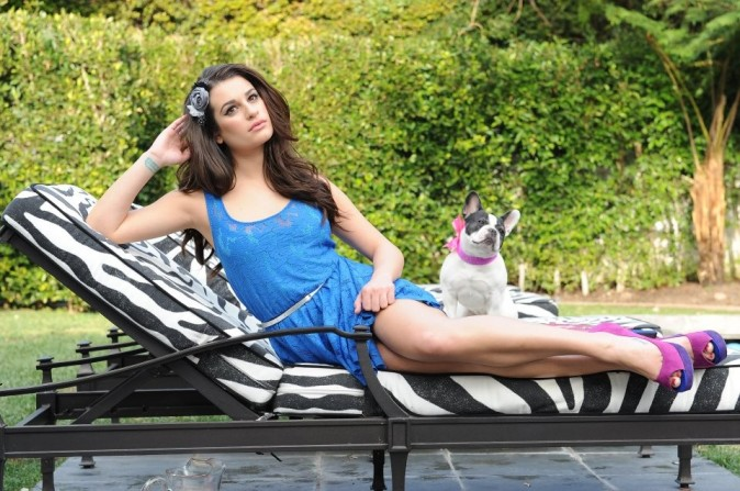 Lea Michele pour Candie's