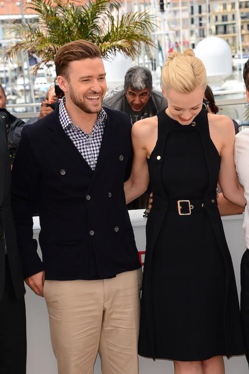 Carey Mulligan et Justin Timberlake : Ambiance bon enfant !