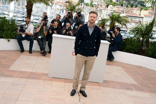 Justin Timberlake et son look 100% dandy chic !