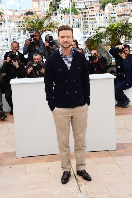Justin Timberlake : un look à la perfection
