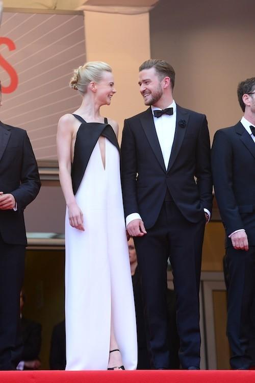 Carey Mulligan et Justin Timberlake