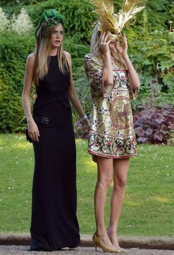 Poppy Delevingne admire beaucoup sa soeur Cara Delevingne !