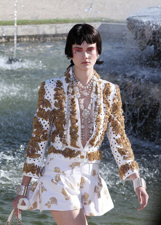 Collection Chanel Croisière 2013