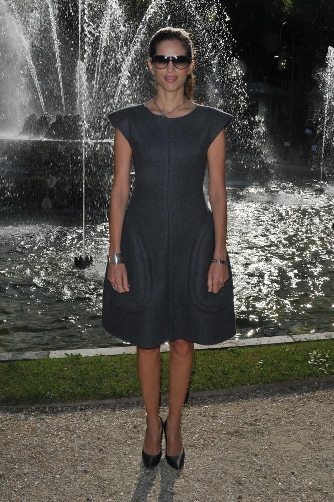 Maïwenn Le Besco au défilé Chanel Croisière 2013