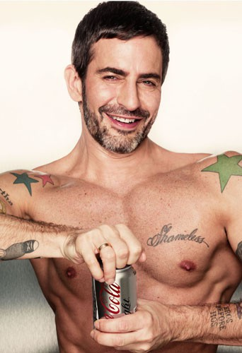 Les canettes de Coca-Cola Light, de véritables icônes de mode !