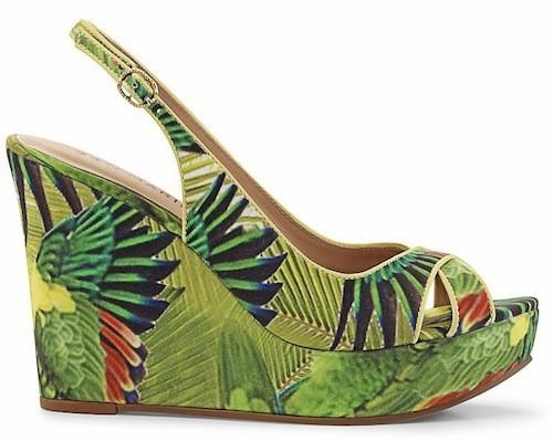 Sandales compensées, San Marina. 79,90 euros