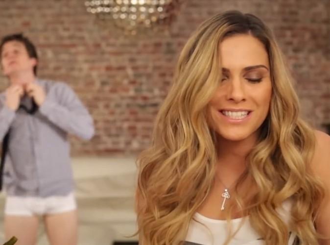 Clara Morgane, égérie sexy d'une nouvelle publicité vidéo !