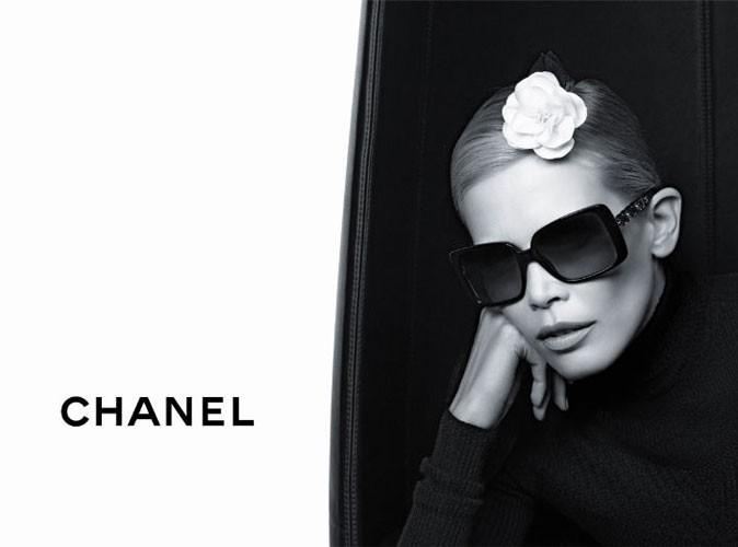 """Les lunettes de soleil """"Prestige"""" de Chanel, disponibles à l'automne 2011 !"""