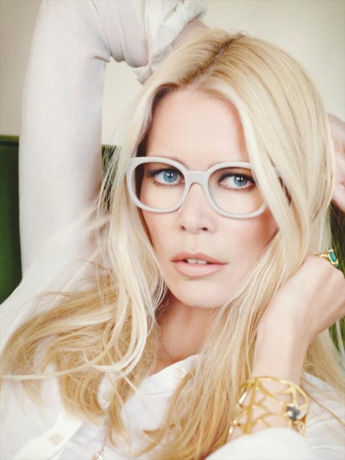 Claudia Schiffer est le nouveau visage de la marque Rodenstock !