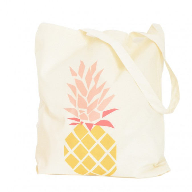 Cabas ananas, Petite Mila 15 €