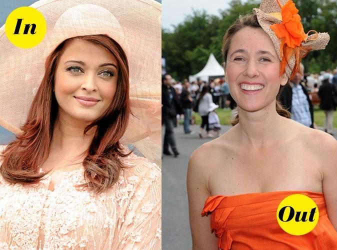 Les chapeaux In & Out au Prix de Diane Longines !