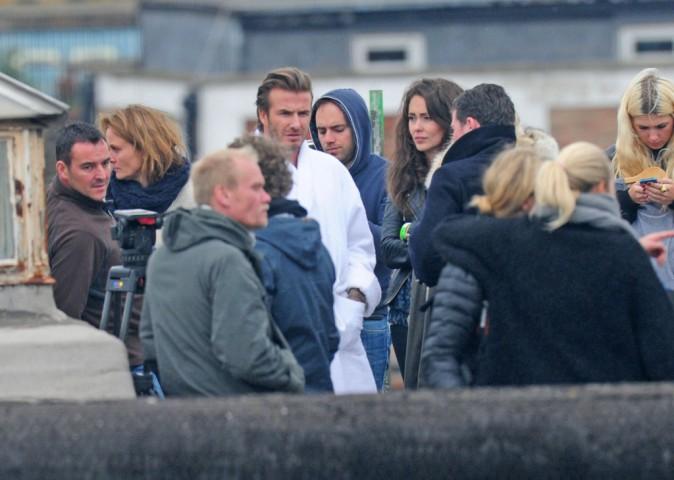 Mode : David Beckham : plongez dans les coulisses de son shooting pour H&M !