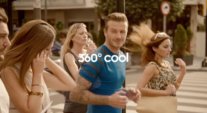 Mode : David Beckham, plus cool que jamais !