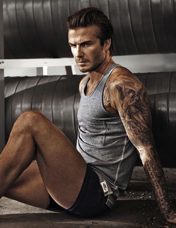 David Beckham, torse nu pour H&M durant le Superbowl ?
