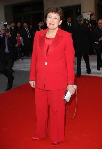 Roselyne Bachelot concurrence cette fois-ci le tapis rouge !