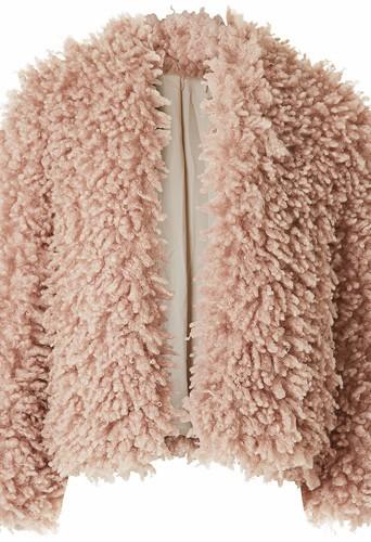 Fausse fourrure en laine, H&M 59 €