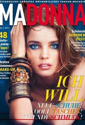 Magazine Madonna 30 Juillet 2011
