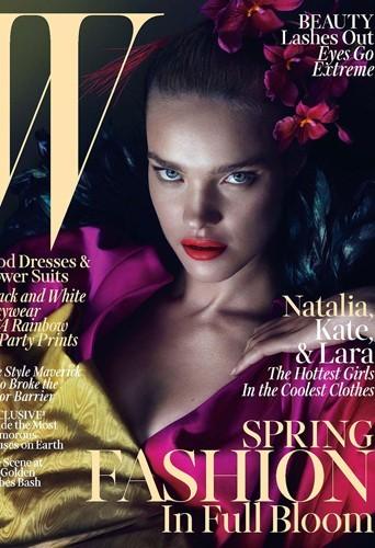 Magazine W Mars 2013