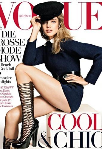 Vogue Allemagne Juillet 2011