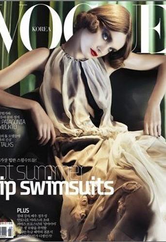 Vogue Corée du Sud Juillet 2008