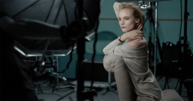 Diane Kruger pour la collection de montres Rendez-Vous de Jaeger-Lecoultre!