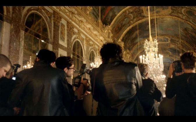 La Galerie des Glaces du Château de Versailles abrite le défilé Dior !