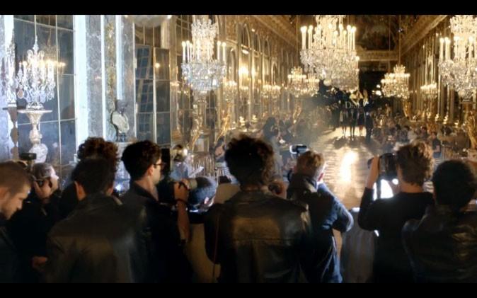 Le défilé Dior bat son plein !